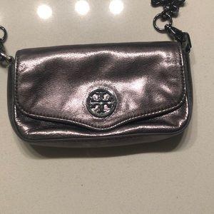 Small silver purse